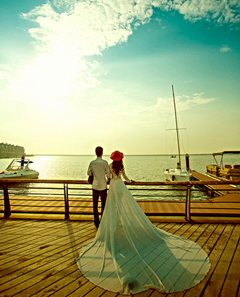 Maya high-end wedding photography