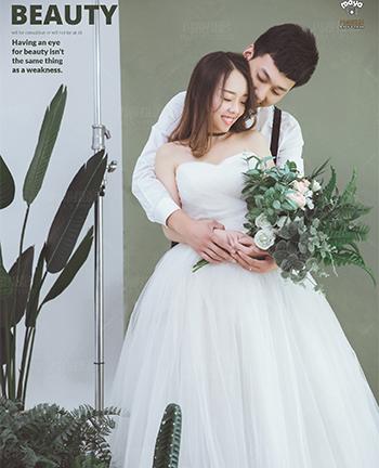 玛雅摄影  幸福婚照