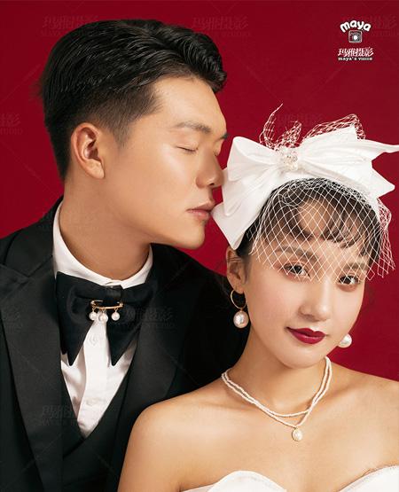 经典婚纱照-玛雅婚纱摄影