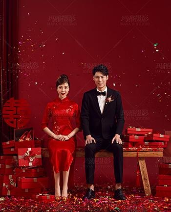 古装主题《似水流年》<br /> 年轻,有型,超东方,<br /> 专属中国新娘的必拍款!