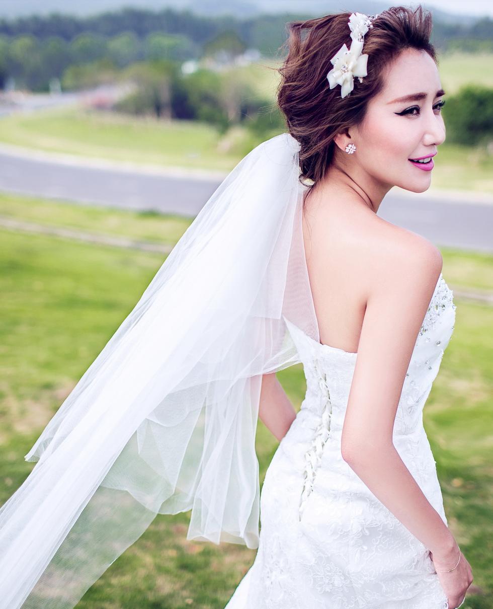 婚紗攝影工作室調色<br />