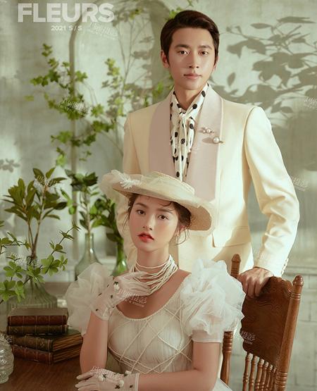 清新雅致-婚紗攝影